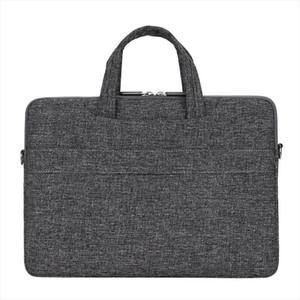 Men Office Briefcase Computer Bag Satchel Laptop Handbag Briefcases For Documents Messenger Shoulder Male Female Business Bags