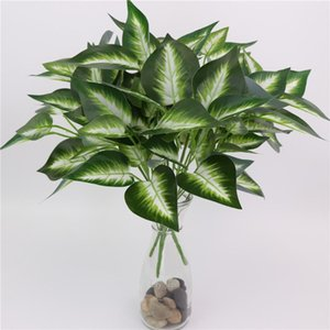 Artificial Plant Leaf Bouquet Simulation of green dill leaves Bouquet Home Office Table Fake Plant Decor