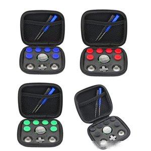 Полный комплект 11pcs металла Сменный Thumb Палочки летно D-Pad Бампер Trigger Кнопка Replacement Mod комплектующие для Xbox One Elite Controller