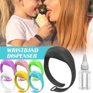 Das neue bequeme Hand Sanitizer Armband kann mit Desinfektionsseemanns Armband, Handdesinfizierer Armband und Silikon armschm installiert werden