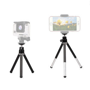 For Switch Two Sections Mobile Phone Single-Lens Reflex Camera Mini Desktop Tripod Micro Projector Small Triangle Holder