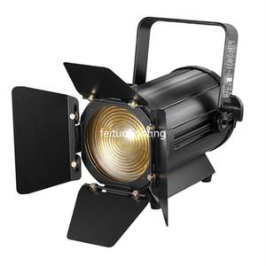 Zoom Studio Ellipsoidal Led Fresnel Spot Light 300W 5IN1 COB LED 2700K-12000K Aluminum Alloy Profile Spot Light