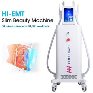 2020 Высокочастотный Hifem Emsculpt тела сжигать жир Электромагнитный Muscle Building Machine Послеродовая Ремонт Ультра контур тела CE