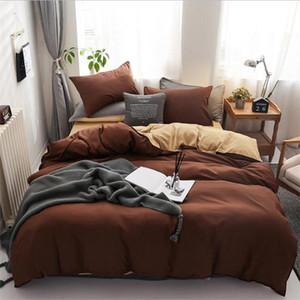 New Arrival Bedding Sets 3 Pcs Bed Suit Duvet Cover Pillowcase Designer Home Bedding Supplies In Stock