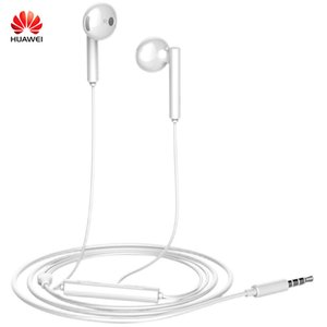 Honor Earphones Com Original Para Huawei Honor Am115 fone de ouvido Stereo Headset Earbuds Com Mic 3,5 mm para mix2