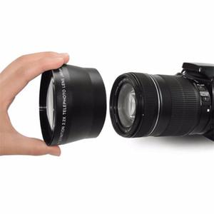 67mm 2.2X High Definition Digital-Teleobjektiv für Canon Nikon Olympus Pentax Sony Alle 67mm Gewinde Kamera