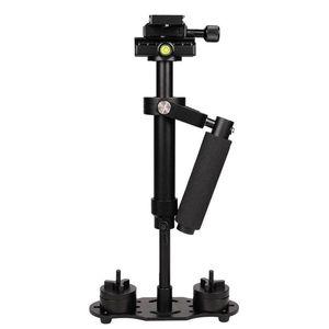 ALLOYSEED S40 стабилизатор 40cm алюминиевого сплава Фото Видео Handheld стабилизатор для Steadycam Steadicam DSLR камеры видеокамеры