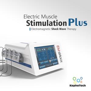 attrezzature estetica terapia con onde d'urto della macchina del dolore macchina Portble elettromagnetica terapia ad onde d'urto fisico con funzione di ED