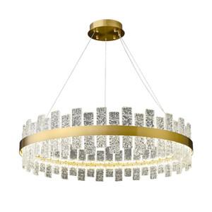 Art Deco Postmodern Stainless Steel Designer Suspension Luminaire Lampen Pendant Lights LED Pendant Lamp For Foyer
