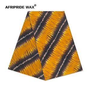 New africa print whole sale batik cotton fabric AFRIPRIDE 100% high quality cotton ankara print for dress curtain A18F0658