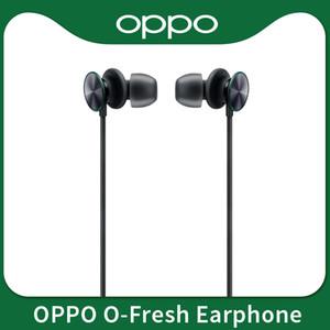 OPPO Ecouteur O-frais Salut-Res Audio Ceritification Casques d'écoute PC filaire écouteurs de 3,5 mm de type C Pour FindX R17 Pro K3 K5 ACE2
