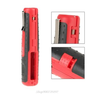 Koaxial-Kabel-Draht-Feder-Cutter Stripper Handzangen Werkzeug für Kabel Stripping Multifunktionale Stripper Crimper Abbau-Werkzeug