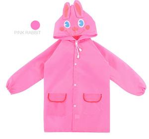 High Quality Hot Sale Fashion Waterproof Coat Raincoat Hooded Cartoon Children One-Piece Raincoat Travel Kids Rain Gear