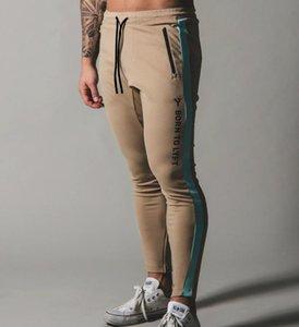 Mens Sweatpants Autumn Pants Ankle Zipper Pockets Zipper for Men Casual Joggers Fitness Workout Trousers Men