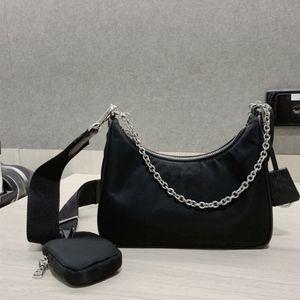 TOP Shoulder Bags high quality nylon Handbags Bestselling wallet women bags Crossbody bag Hobo purses