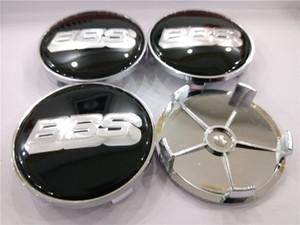 Центр BBS сплава Ступица Cap Set Black / Щепка центр Caps Black / Gold Carbon Fiber 68мм