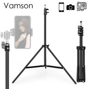 Tripods Vamson Tragbarer Stativständer für Handy-Kamera DSLR Canon Nikon Sony Kamer VLS01C