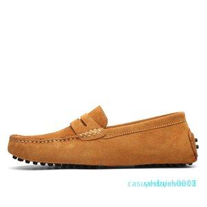 Non-marca fannulloni nuovo progettista scarpe Slip-on mens Chaussures Casual mens vestono scarpe da ginnastica blu rosso nero trasporto libero Formato 40-44L02 Y15