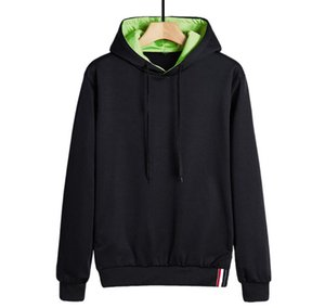 Wholesale new autumn cotton blended hoodie style south Korean version of the trend of men's hoodie sweatshirt boutique men's wear