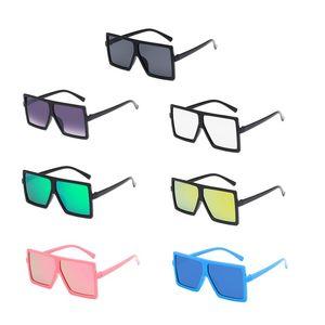 2020 Sunglasses Kids UV400 Coating Sun Glasses Camouflage Frame Goggle Baby Boys Girls Lovely Sunglass