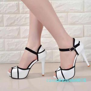 saltos novas mulheres calçam sandálias Melhores alta qualidade de sandálias Huaraches dos falhanços Loafers sapato para chinelo shoe10 P8 Y06
