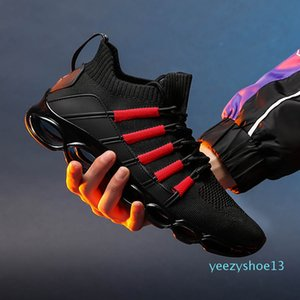 Nuove scarpe Blade Uomo Moda Sneaker Sneaker da uomo Scarpe casual da uomo di grandi dimensioni Comfortabili sportivi 47 jogging 48 y13