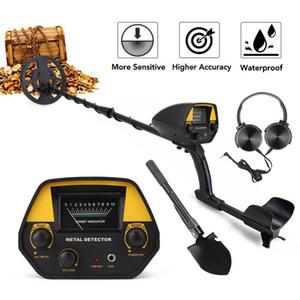 Подземный детектор металла ювелирные изделия Treasure Gold Metal Finder Tool Высокочувствительный Gold Treasure Detector Простая установка