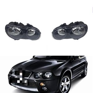 Headlight Assembly For Rover 25   Mg ZR   MG 3 SW 2007 ~ 2013 Car Light Assembly DRL Front Car Headlights Auto Whole Headlamp