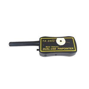Held nuovo leggero mano Metal Detector Pro Scanner duplice uso con guscio nero