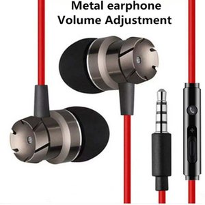 Wired In Ear Earphones Bass Headsets Sport Music Fone Ouvido Head phone with Microphone for Mobile Phone MP3 4 Player