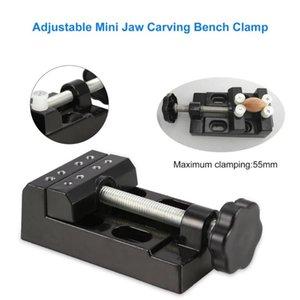 Verstellbare Mini Jaw Schnitzen Tischklemme Bohrmaschine Mayitr Flach Vice Eröffnung Parallel Tabelle Vise DIY Skulptur Craft