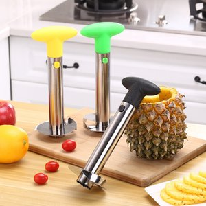 Kitchen Gadgets Stainless Steel Pineapple Peeler for Kitchen Accessories Pineapple Slicers Fruit Knife Cutter Kitchen Tools