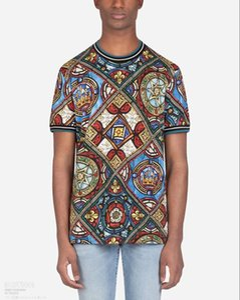 Newest summer paris mens luxury clothing hot drill t-shirt diagonal letter print t shirt Fashion T shirts womens Designer tshirts Casual70#