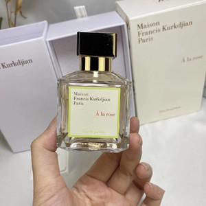MFK Perfume Tres estilos Baccarat Rouge 540 Extrait, Oud Satin, Red Perfumer Red Pray Parfum Duradera Classing Fragrance EDP 70ml