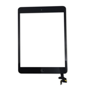 Replacement Digitizer Mini Adhesive Apple Besegad Camera Glass Touch 2 Ipad 1 Button With A1432 Screen Front Home Bracket For sSsDx