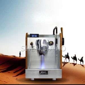 New Italian Coffee Maker Pump type Pressure Milk Foam semi-automatic Espresso Coffee Machine 220V 50-60Hz for home