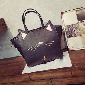 Large Capacity Women Handbag Lovely Womens Cat Ear Shoulder Bag Handbags Lady Bags Bolsa Feminina Z8aQ#