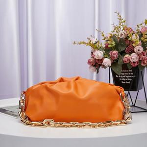 New arrival women bag leather shoulder bags purse chain female vintage crossbody bag purse bag two colors