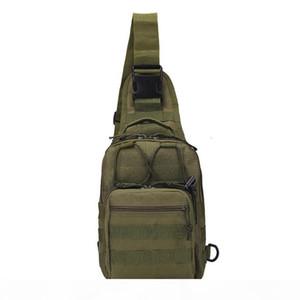 Сумки Спортивная сумка для мужчин Фитнес плечо Сумки Crossbody Военный Тактический Отдых Туризм Камуфляж сумка Dropship M27