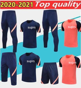 New 2020/21 Thaïlande KANE éperons Football Maillot Homme Bleu LUCAS ERIKSEN DELE SON 20 21 Tottenhames maillots de polo de football short pantalon 7 points