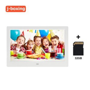 Touch Digital Picture Frame WiFi 10 inch Touch Screen HD Display, 32GB Storage, Auto-Rotate, Share Photos via App, Email, Cloud