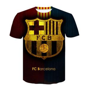 3D print tshirt soccer jersey Short sleeve harajuku men clothing T shirt hip hop Gym t shirt Casual tops cool