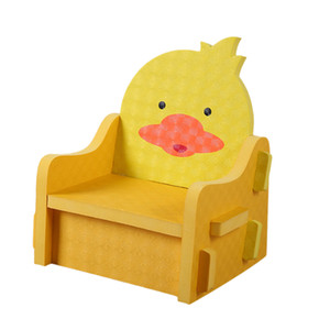 Non Toxic PE Foam Kids DIY Chair Pretend Play Chairs Stool Puzzle Chairs 3 Styles