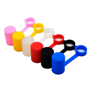 Silicone Dust Cap Vape Band For Cartridges Pods Disposable Pod 13-17mm Dustproof Anti-slip Resistance Caps Drip Tip Cover