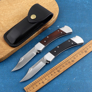 NINE THORNM 110 folding knife 9cr18mov hunting camping automatic knife outdoor tool tactical knife