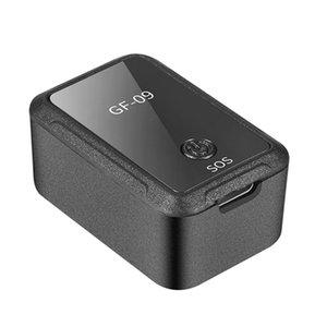GF09 Mini Car APP GPS Locator Adsorção Gravação Anti de cair o dispositivo de voz Controle de gravação em tempo real Equipamento de Rastreamento