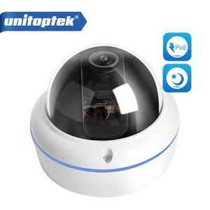 1080P POE Starlight cámara IP al aire libre 0.0001Lux DayNight a todo color, 5MP Ojo de Pez vigilancia de seguridad CCTV Dome Cam
