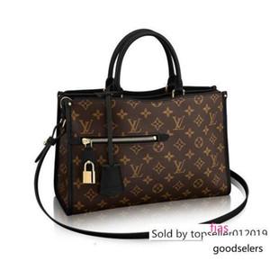 Popincourt Mm M43435 New Mulheres Mostra Moda Shoulder Bags Totes Bolsas Top Alças Corpo Cruz Messenger Bags