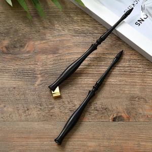 Inglés retro oblicua de la caligrafía Dip Punta de bolígrafo titular de fuente antigua hecha a mano