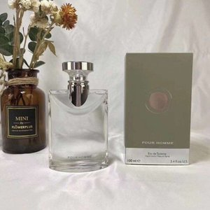 Top qualité Thé Darjeeling Parfum Classique Hommes Parfum Parfum naturel Lasting Comfort Pure Body parfum 100 ml